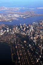 boston massachusetts and logan international airport
